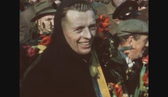 1954 Jeen close up