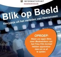Blik op Beeld Heerenveen - poster klein
