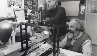 Jacques de Beer en Dick Hageman