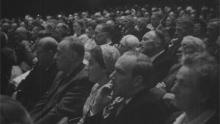 Publiek in Harmonie