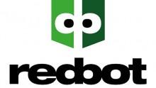 Redbot logo staand LR